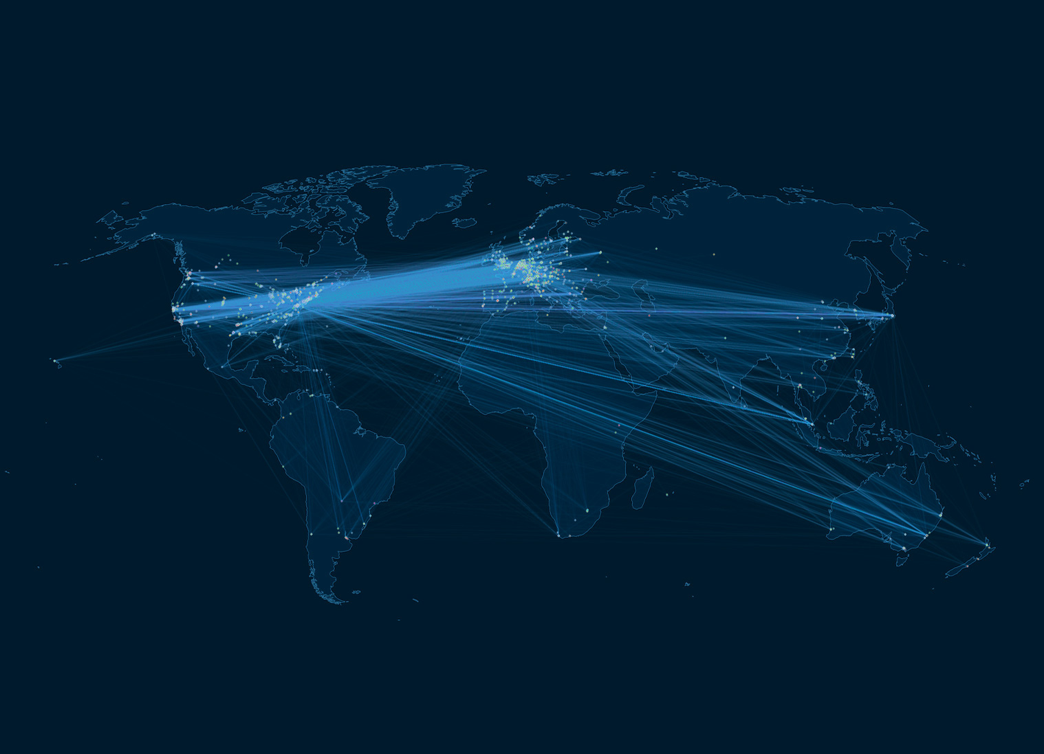 Global Lightning Network