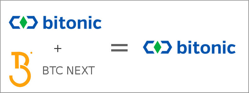 -Bitonic neemt BTCNext over