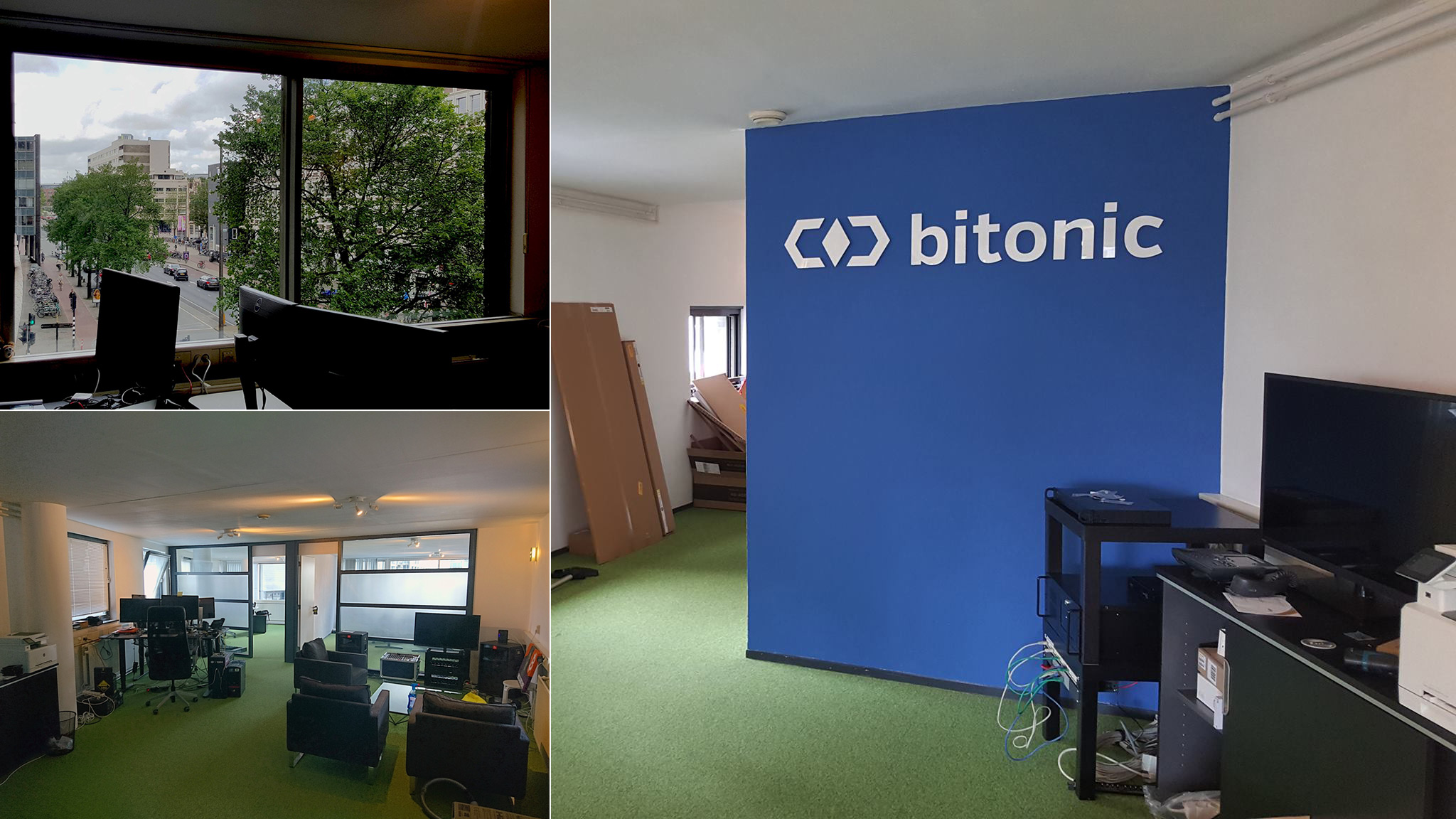 -Bitonic opens second office in Amsterdam!